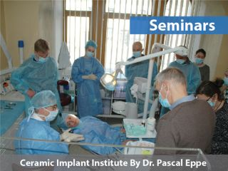 Ceramic Implant Institute By Dr. Pascal Eppe