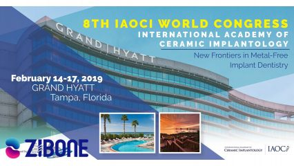 IAOCI 2019 – The 8th International Academy of Ceramic Implantology Congress 2019.02.14-02.17
